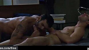 (Allen King, Jean Franko) - Sex God Part 1 - Trailer preview - Men.com