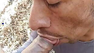 Homeless Man Sucking My Cock Part 10