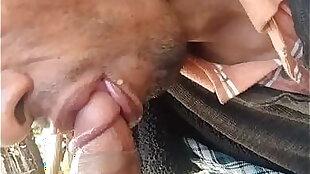 Homeless Man Sucking My Cock Part 8