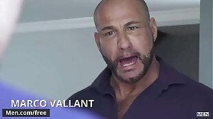 (Manuel Skye, Marco Vallant, Mickael Lane) - Ramming My Daughters Boyfriend - Trailer advance showing - Men.com